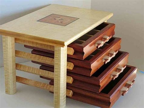 woodworking gallery building jewelry box drawers woodworking projects plans