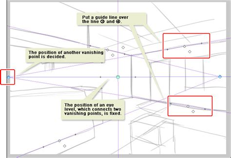 paint tool sai perspective ruler how to clip studio paint clip studio net