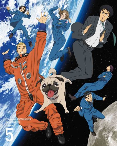 space brothers jp bd uchuu kyoudai space brothers bd boxes