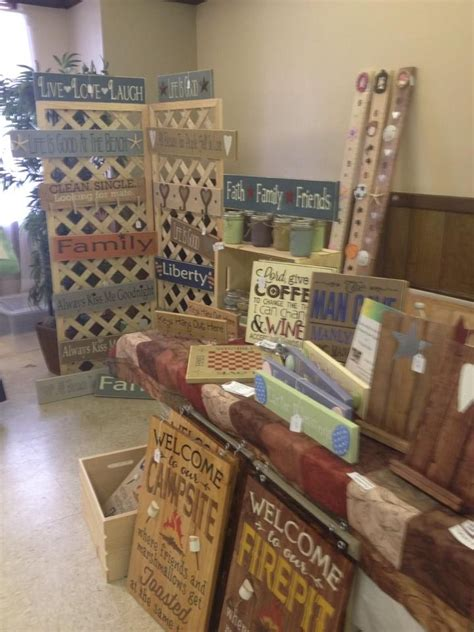 woodworking fair 17 best ideas about craft show displays on
