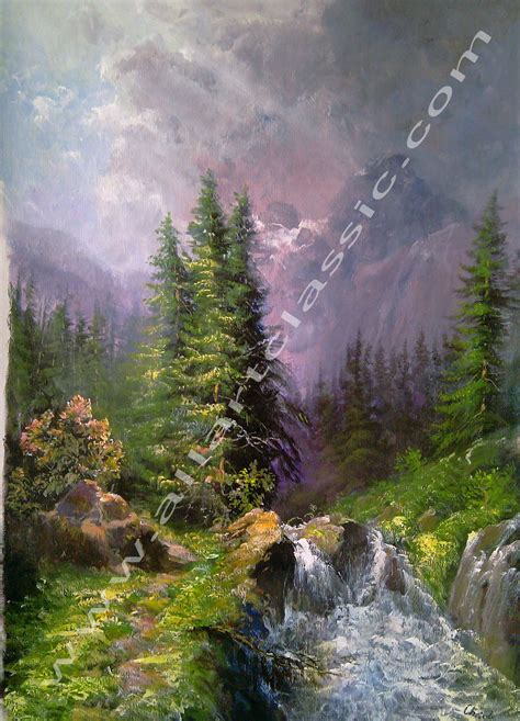 acrylic paint gallery mountain landscape acrylic painting paintings gallery