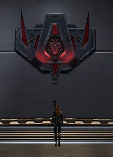 mantlepiece decorations swtor sith mantlepiece tor decorating