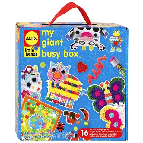 My Busy Box Arts Crafts Kit Educational Toys Planet