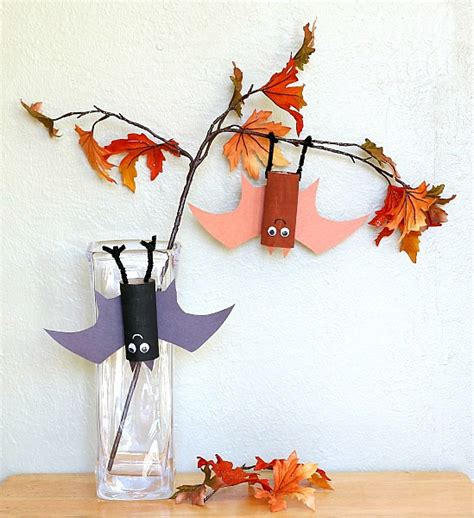 bat craft for bat crafts so easy you can do them