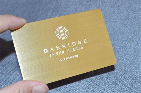 card cards gold metal business cards luxury and stylish free shipping