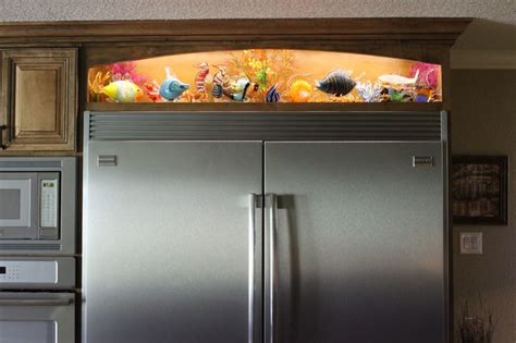 inspire design kitchen with led inspired led accent lighting faux aquarium lighting