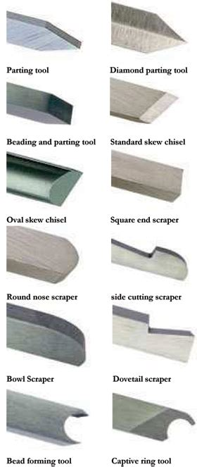 types of woodworking tools woodwork woodturning chisels pdf plans