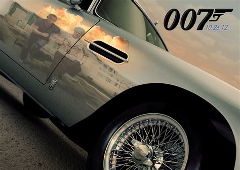 007 Car Wallpaper by Bond Skyfall Wallpaper Wallpapers Free