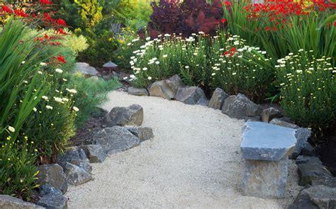 rock edging for gardens 30 brilliant garden edging ideas you can do at home