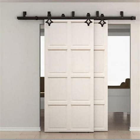 bypass closet door best 25 bypass barn door hardware ideas on