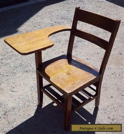 antique school desk antique school desk chair wood tiger oak mission style