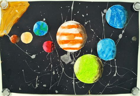 craft ideas for solar system solar system projects pics about space