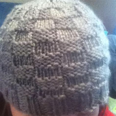 knit 2 pearl 2 checkerboard hat cast on 80 stitches i use pointed
