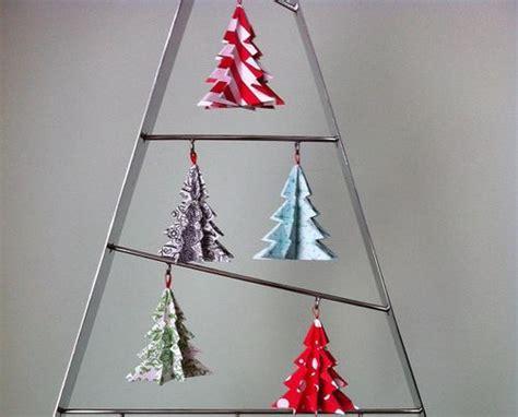 origami tree ornament origami tree ornaments lizardmedia co