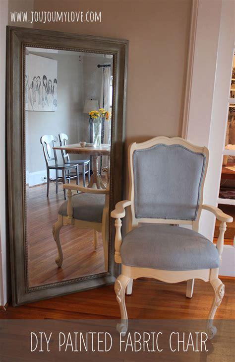 diy chalk paint sloan diy painted fabric chair using sloan chalk paint