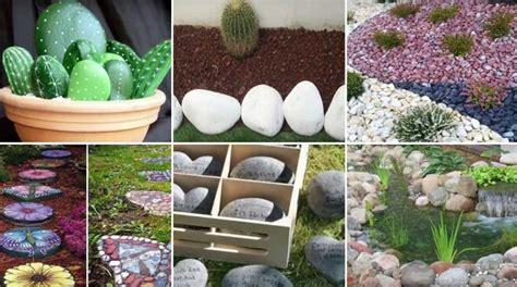 juegos de decorar jardines 16 hermosas ideas para decorar tu jard 237 n con piedras upsocl