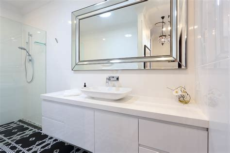 large frameless bathroom mirrors frameless mirror in bedroom contemporary with