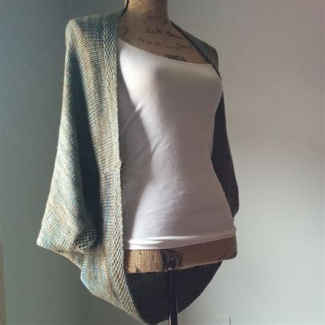 knit shrug pattern simple knit shrug purl avenue