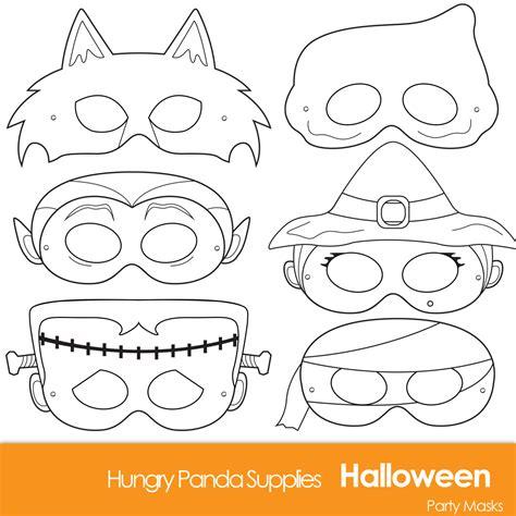 templates for children to make masks printable costume