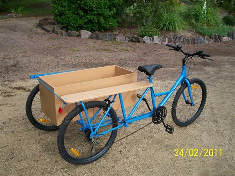 Modified Bicycle For Sale by Bicycles Modified Cargo Bike With Sidecar