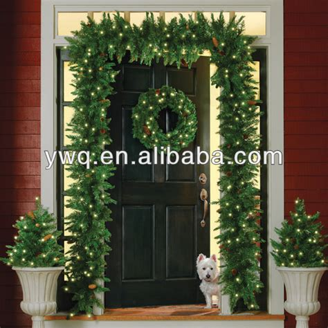 outdoor garland with lights garlands with lights outdoor happy holidays