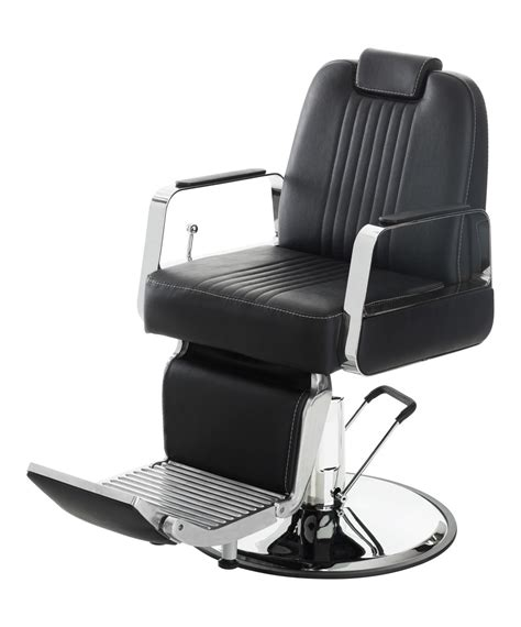 Chair Professional by Lenox Professional Adjustable Barber Chair With Headrest
