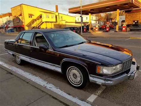 classic cadillac fleetwood for sale on classiccars com