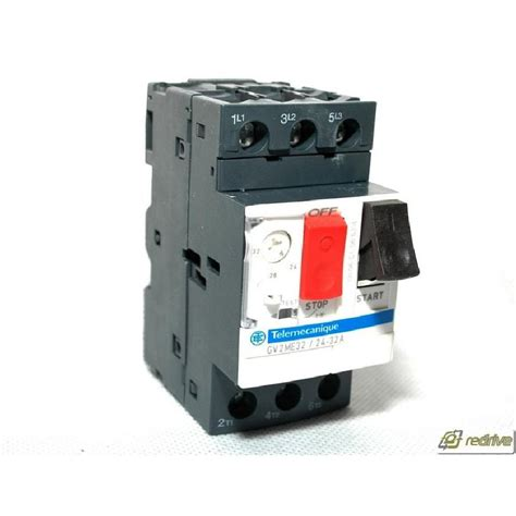 Electric Motor Starter gv2me32 schneider electric motor starter and protector
