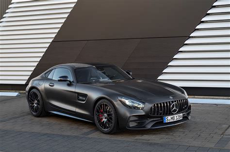 Mercedes Gt Coupe by Mercedes Amg Introduces Gt C Coupe Facelifts Gt Coupe And