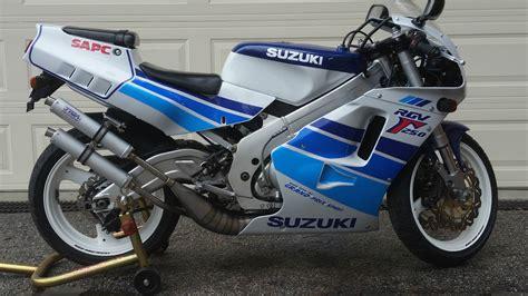 Suzuki Rgv 250 by Feel The Burn 1990 Suzuki Rgv250 Sportbikes For Sale