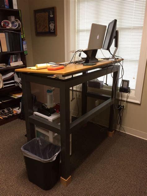 the office standing desk standing desk office monitor riser standing desk spend