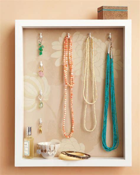 how to make jewelry organizer diy jewelry organizers
