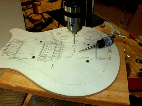 pergola and other guitar body templates sale