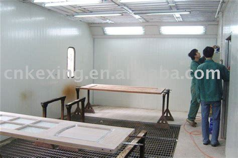 woodworking spray booth woodworking spray paint booth shop plans with office