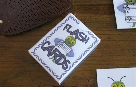 how to make flash cards on word a box for flash cards susan paradis piano