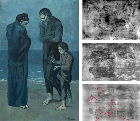 picasso paintings the tragedy pablo picasso s the tragedy
