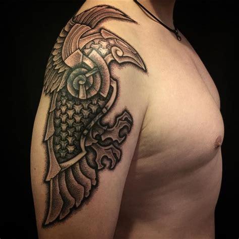 95 best viking tattoo designs amp symbols 2017 ideas