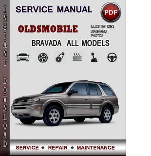 auto repair manual online 1998 oldsmobile bravada head up display oldsmobile bravada service repair manual download info service manuals