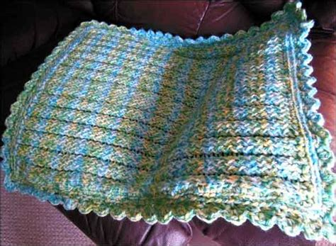 knitting loom blanket knitting with looms a stroller blanket for a baby gift