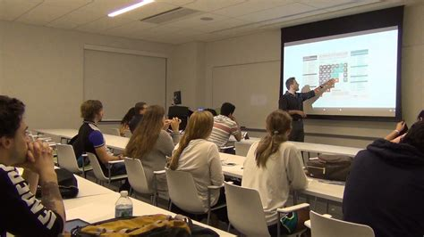 classes for seo class presentation at