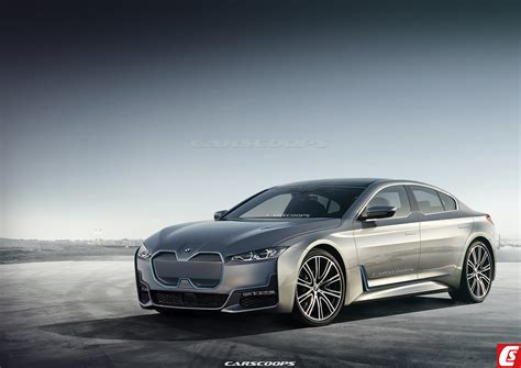 Bmw Future by Future Cars Bmw I5 Is I Vision Dynamics Concept Turned