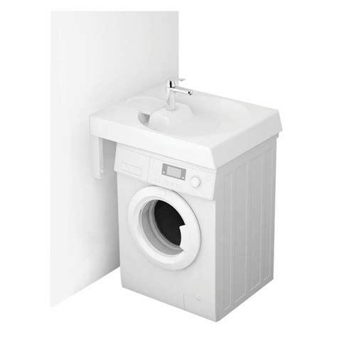 lavabo avec siphon arri 232 re sur machine 224 laver