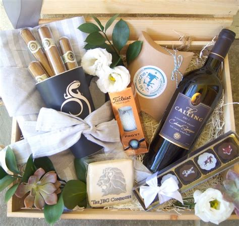 gifts for company 25 unique corporate gift baskets ideas on