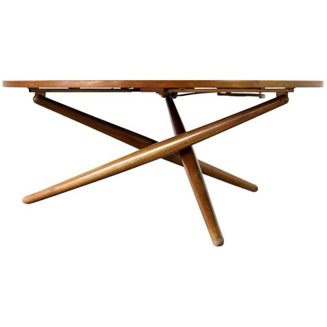 Height Of Coffee Table height adjustable coffee table by jurg bally for wohnhilfe