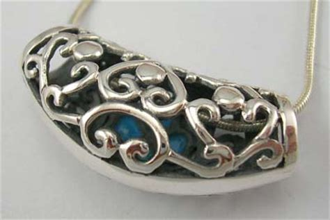 metal jewelry supplies wholesale silver turquoise pendant fashion wholesale supply filigree