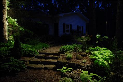how to use landscape lighting techniques volt lighting