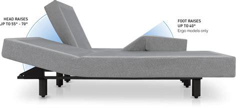 tempur pedic bed frame adjustable tempur pedic bed frame