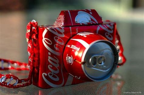 soda can crafts for 15 totally genius diy soda can craft ideas designbump