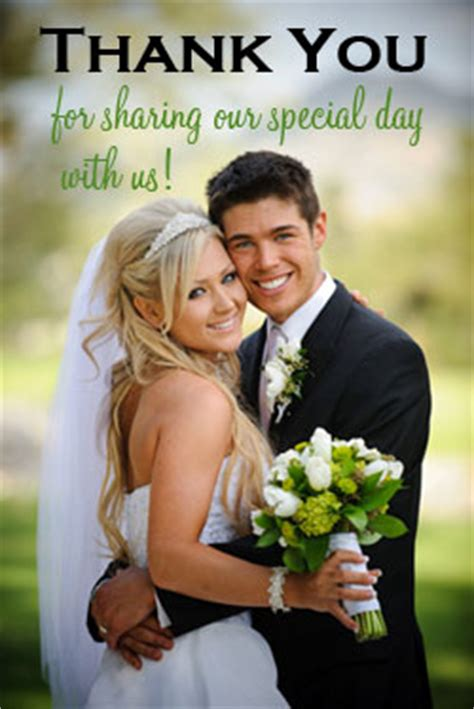 how to make wedding thank you cards make photo wedding thank you cards