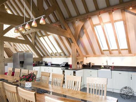 Garage Roof Truss Design bickleigh farm oak framed buildings